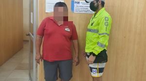 La víctima denunció el secuestro en la Fiscalía del Guayas.