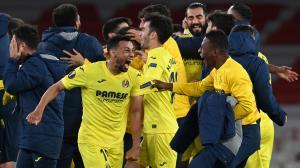 Arsenal FC vs Villarreal (33257308)
