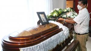 Sebastián Leonardo Mena Pita fue asesinado el 19 de mayo de 2020.
