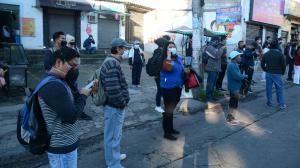 Transportistas - Paro - Quito