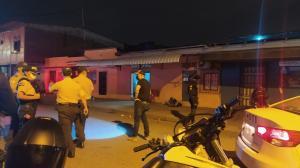 Gustavo Baidal fue asesinado en el exterior de su domicilio.