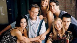 La reunión de Friends será el 27 de mayo.