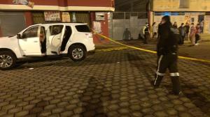 Crimen - Robo - Quito