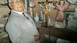 Julio Jimbo muere en Cuenca.