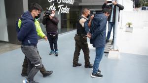Detenidos - Chilenos - Cajeros