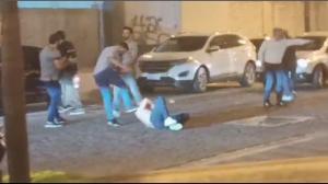 pelea Puerto Santa Ana 1