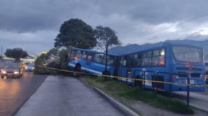 Accidente - Quito - Metrobús