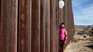 Una patrulla de Estados Unidos encontró a una niña guatemalteca.
