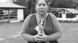 Argenis Yatacué fue asesinada en Corinto, Colombia.