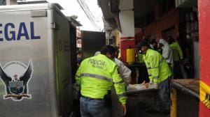 Belkis Yunan Zárate Moreira fue atacada con un cuchillo.