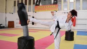 Jacqueline-Factos-karate-Tokio