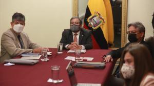 Ecuador participó en una conferencia a favor de migrantes venezolanos.