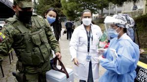 Vacunación - Quito - Coronavirus