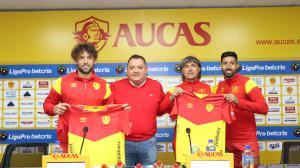 Aucas-refuerzos-Fabricio-Fontanini-Gonzalo-Verón