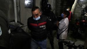 Operativo - Banda delictiva - Quito