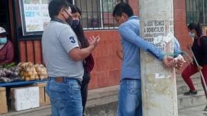 Detenido - Yaruquí - Cuyes