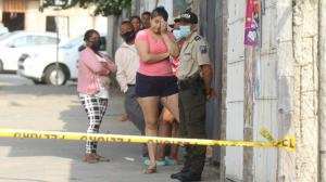 La Policía busca establecer si pereció a causa de un accidente o de un golpe.