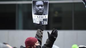Derek Chauvin fue condenado por el asesinato del afroamericano George Floyd.