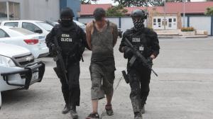 El venezolano Héctor Bervecia fue encontrado con los 18 bul