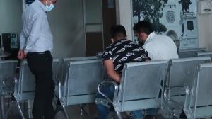 La mañana de ayer el padre de la bebé fallecida fue sometido a la audiencia de formulación de cargos.