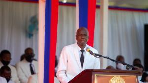 Presidente Haití.