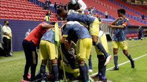 Colombia se llevó el tercer lugar de la Copa América 2021.