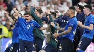 Italia le gana la Eurocopa a Inglaterra por medio de penales.