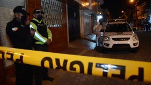 Crimen en Guajaló