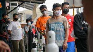 La pandemia del covid-19 se traslada a Indonesia.