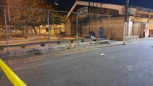 Anthony Granda, de 20 años, fue asesinado en un parque de Durán.