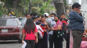Familiares de José Cujilema Asacata lamentan su fatal decisión.