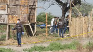 Dos de las víctimas fallecieron en el lugar.