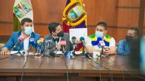 Los alcalde de El Oro están conformes con la aceleración del proceso de vacunación contra la Covid-19, pero rechazan la extensión del estado de excepción.