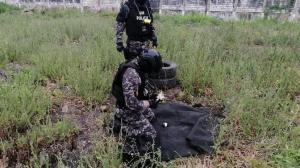 Comandos granada