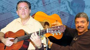 Gustavo Pacheco y Luis Padilla