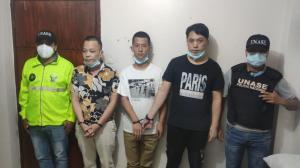 Los asiáticos fueron detenidos en marzo pasado.