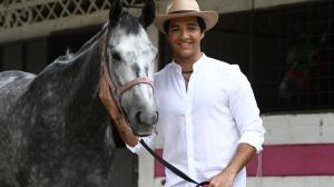 diego jairala y caballo