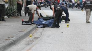 El guardia de seguridad Fernando Gilces Vélez fue asesinado en el sur de Guayaquil.