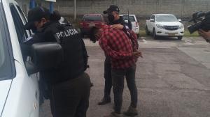 Crimen - Yaruaquí - Detenido