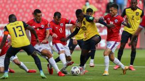Ecuador - Chile (6984686)