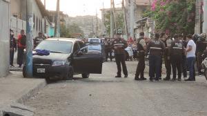 El crimen ocurrió en el bloque 3 de El Fortín. La víctima se movilizaba en un automotor.