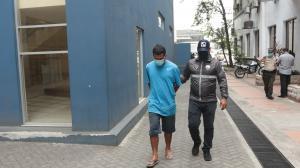 Carlos Alfredo Alvarado Bautista, de 29 años, pertenencia a la organización delictiva Los Tiguerones.