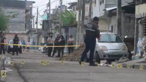 En Isla Trinitaria se produjo un triple asesinato durante una fiesta.