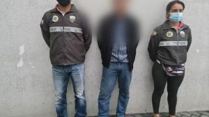 El presunto violador fue capturado en el sector de Mapasingue, en el norte de Guayaquil.