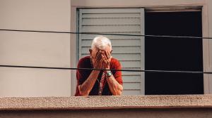 El adulto mayor responde a los nombres de César Oswaldo Recalde Sánchez.