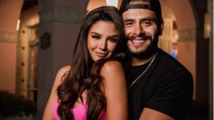 Jonathan Estrada y Dayanara Peralta