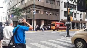 Asalto. El hecho se registró en la intersección de Luque y Pedro Carbo.