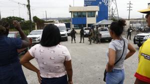 El pasado 2 de octubre militares  y policías intervinieron el Centro de Privación de Libertad Zonal 8.