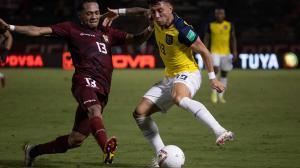 Venezuela - Ecuador (7147676)