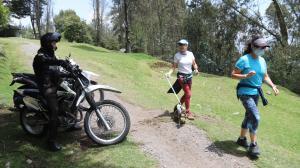 Parque Metropolitano - Robos - Inseguridad